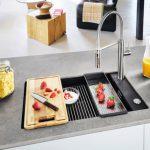 Kolekcja SuperMetallic od FRANKE czyli luksusowe wykończenie kuchni